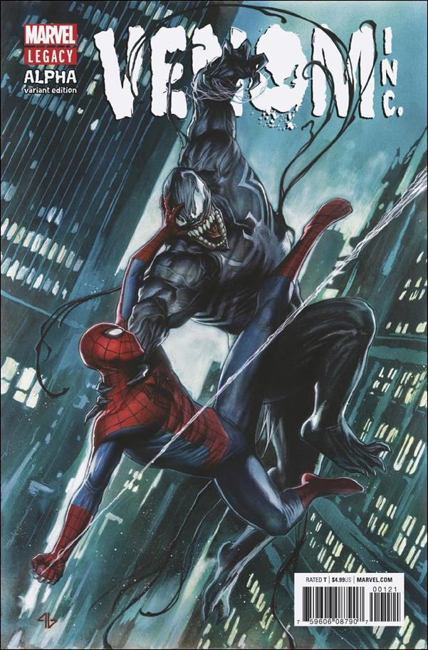 Amazing Spider-Man: Venom Inc. Alpha  1-B by Marvel