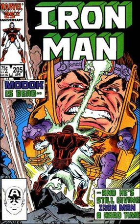 Iron Man (1968) 205-A