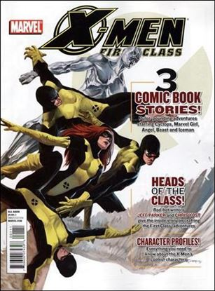 X-Men First Class Magazine 1-A