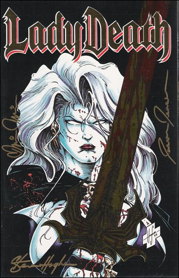 Lady Death (1994) 1-B by Chaos! Comics