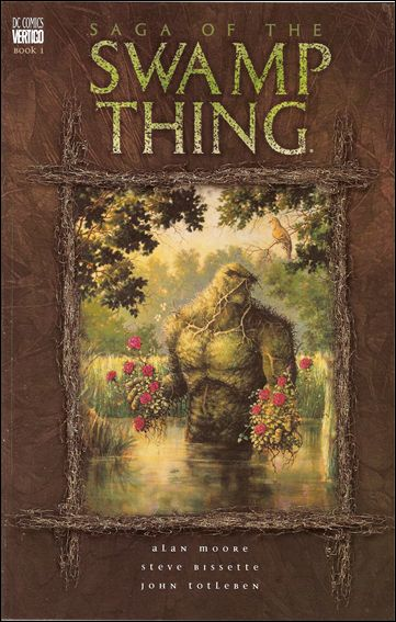 Swamp Thing (1987) 1-C by Vertigo