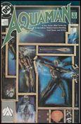 Aquaman (1989) 1-A