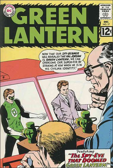 Green Lantern (1960) 17-A by DC
