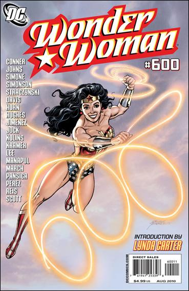 Wonder Woman (1942) 600-A by DC