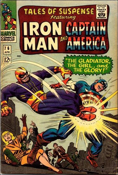 Tales of Suspense (1959) 76-A by Marvel