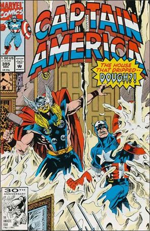 Captain America (1968) 395-A