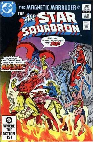 All-Star Squadron 16-A