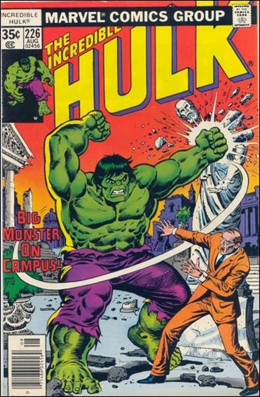 Incredible Hulk (1968) 226-A by Marvel