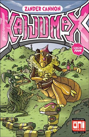 Kaijumax: Season Four 1-A