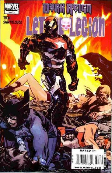 Dark Reign: Lethal Legion 3-A by Marvel
