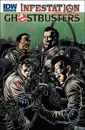 Ghostbusters: Infestation 1-B