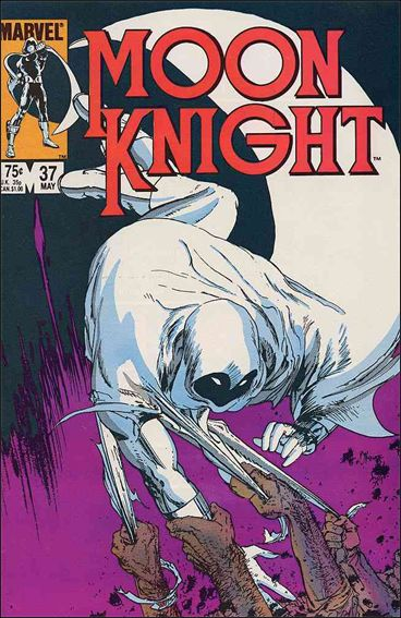 Moon Knight (1980) 37-A by Marvel