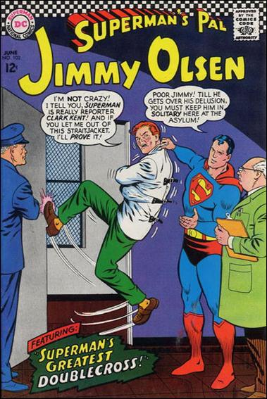 Superman's Pal Jimmy Olsen 102-A by DC