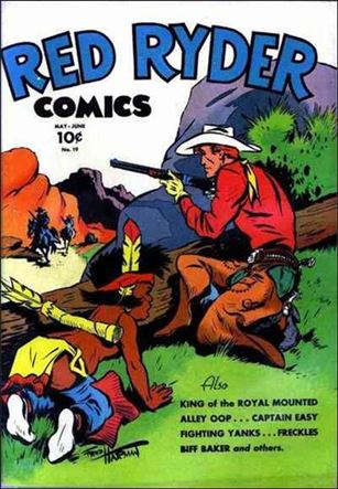 Red Ryder Comics 19-A
