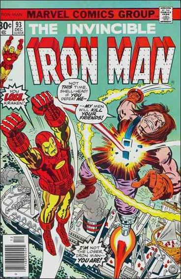 Iron Man (1968) 93-A by Marvel