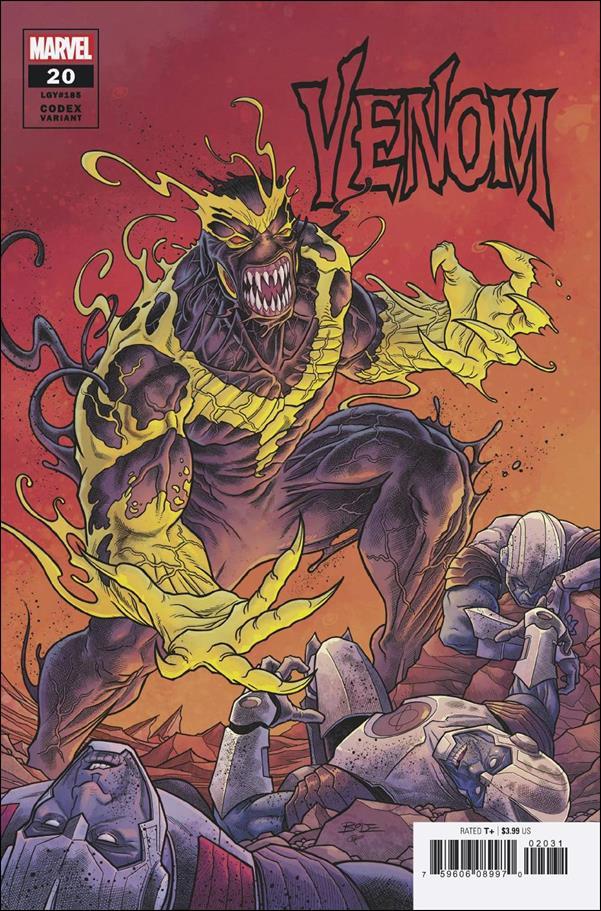 Venom (2018) 20-B by Marvel