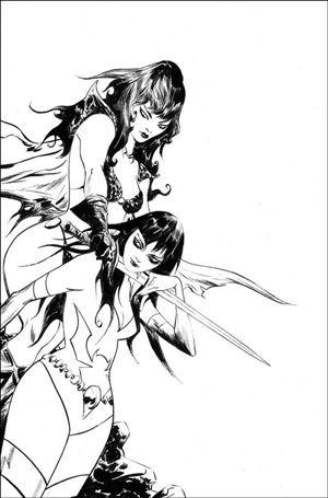 Vampirella: The Dark Powers 5-W