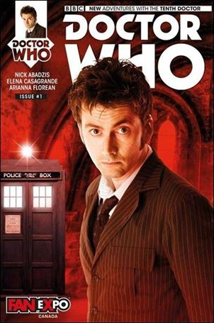 Doctor Who: The Tenth Doctor 1-V