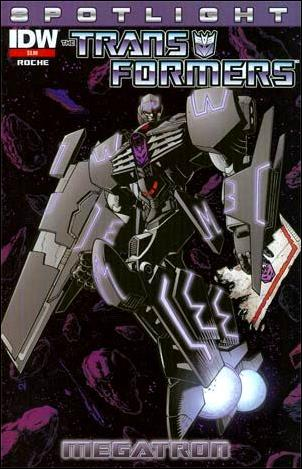 Transformers Spotlight: Megatron nn-E by IDW