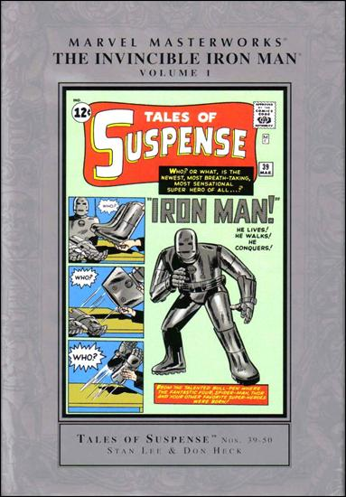 Marvel Masterworks: The Invincible Iron Man 1-A by Marvel