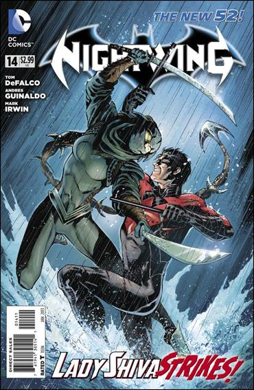 Nightwing (2011) 14-A by DC