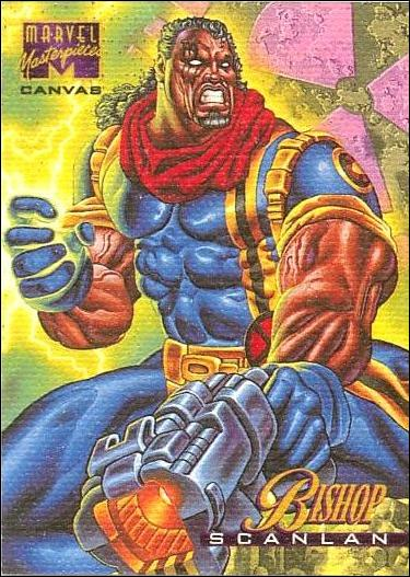 1995 Marvel Masterpieces (Canvas Subset) 3-A by Fleer