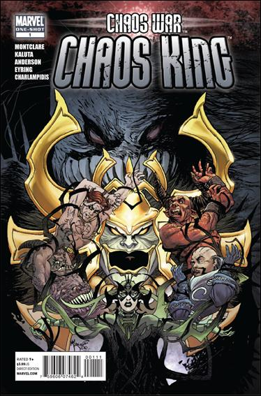 Chaos War: Chaos King 1-A by Marvel