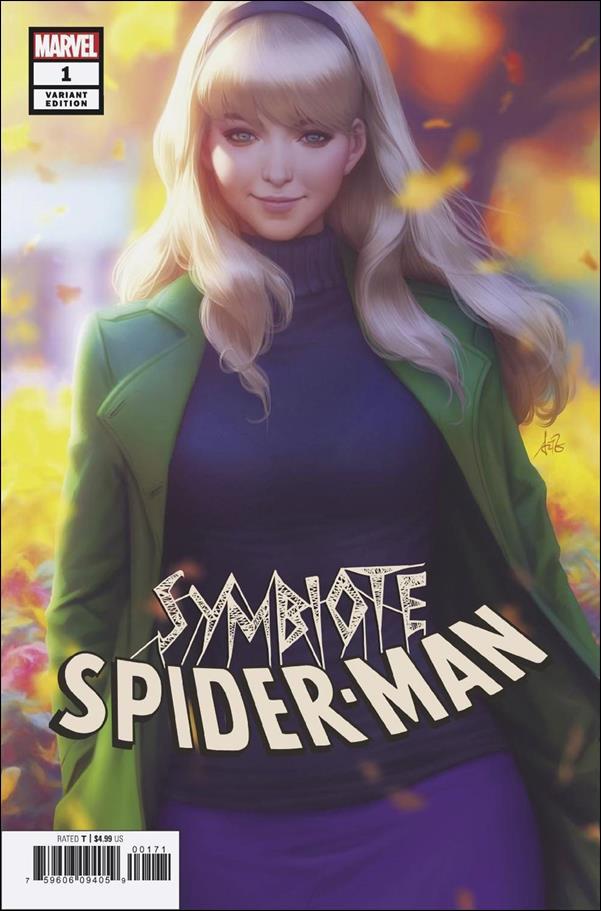 Symbiote Spider-Man 1-C by Marvel