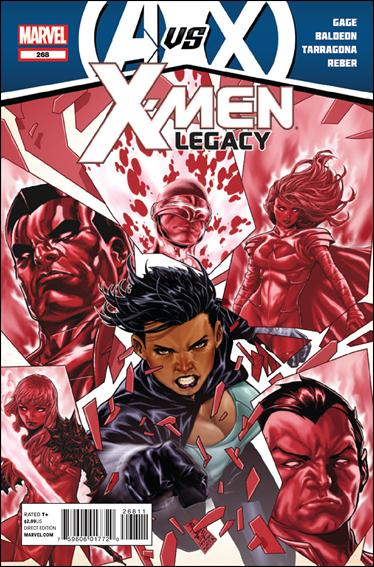X-Men Legacy (2008) 268-A by Marvel