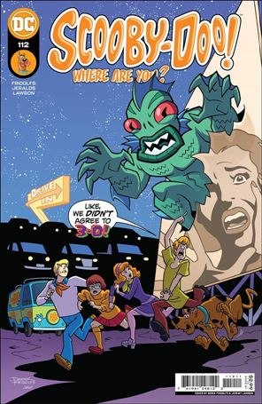 Scooby-Doo, Where Are You? (2010) 112-A