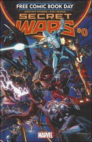Free Comic Book Day 2015 (Secret Wars) 1-A