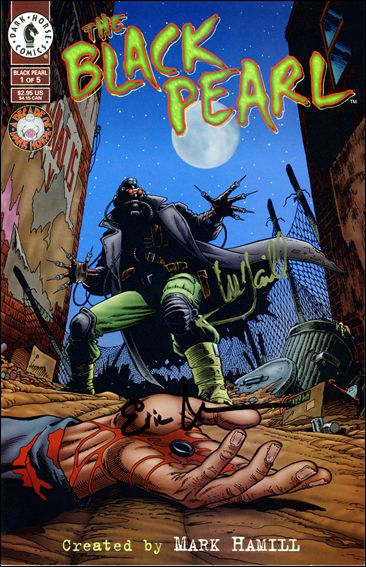 Black Pearl (1996) 1-B by Dark Horse