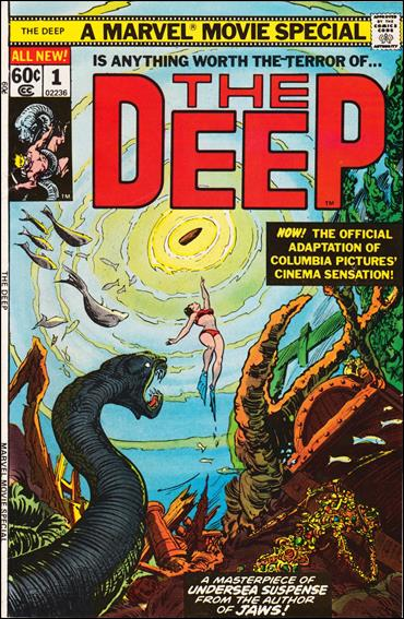 Deep 1-A by Marvel