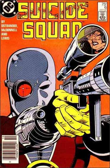 Suicide Squad (1987) 6-A by DC