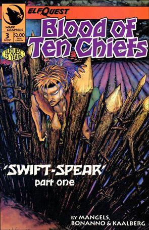 Elfquest: Blood of Ten Chiefs 3-A