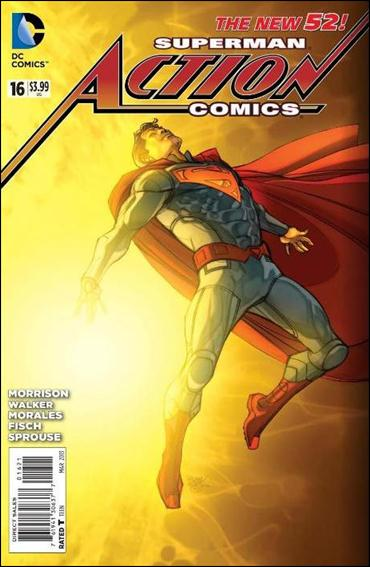 Action Comics (2011) 16-D by DC