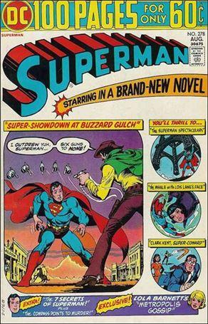 Superman (1939) 278-A