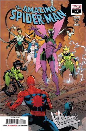 Amazing Spider-Man (2018) 27-A