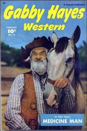 Gabby Hayes Western 15-A