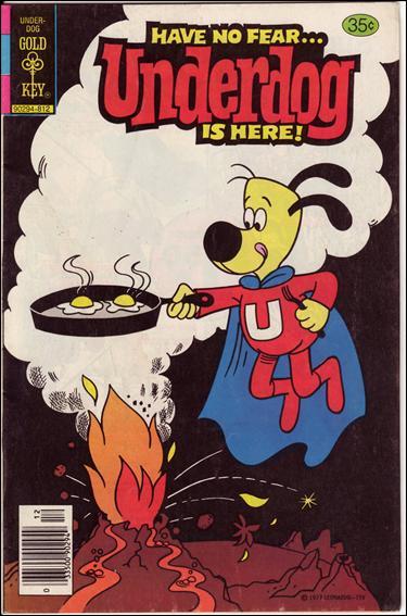 Underdog (1975) 22-A by Gold Key