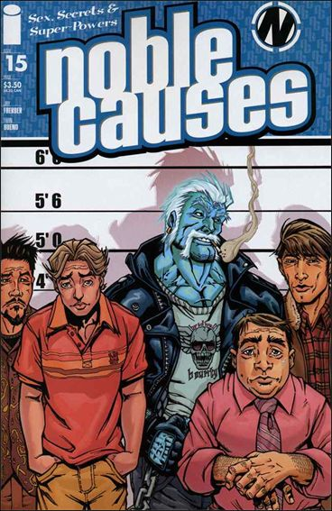 Noble Causes (2004) 15-A by Image