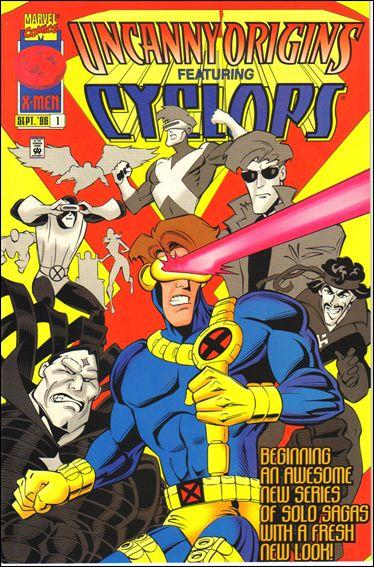 Uncanny Origins 1-B by Marvel
