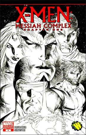 X-Men: Messiah Complex 1-D