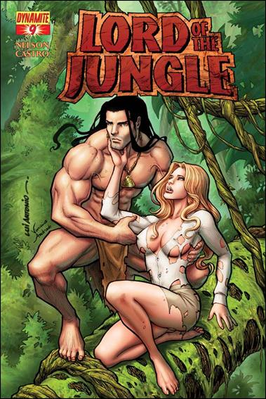 Lord of the Jungle 9-B by Dynamite Entertainment