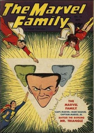 Marvel Family 15-A