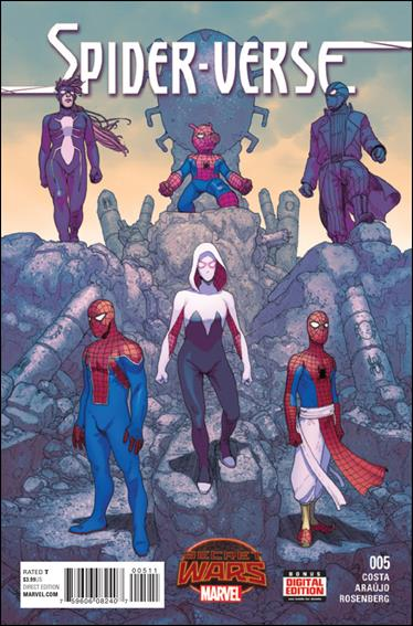 Spider-Verse (2015/07)  5-A by Marvel