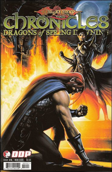 Dragonlance: Chronicles (2007) 9-A by Devil's Due