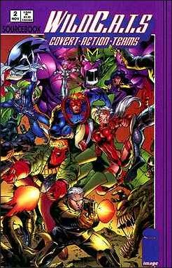 WildC.A.T.s Sourcebook 2-A by Image