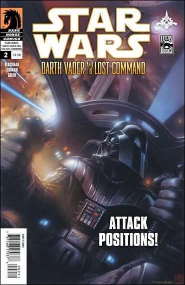 Star Wars: Darth Vader and the Lost Command 2-A by Dark Horse