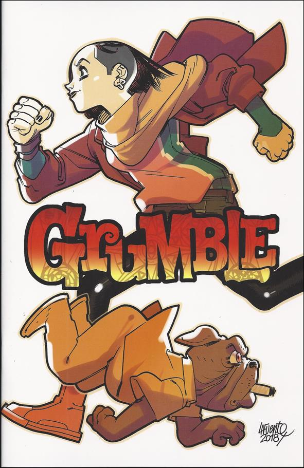 Grumble 1-B by Albatross Funnybooks